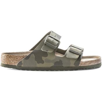 Cipők Férfi Papucsok Birkenstock 1019655 Zöld