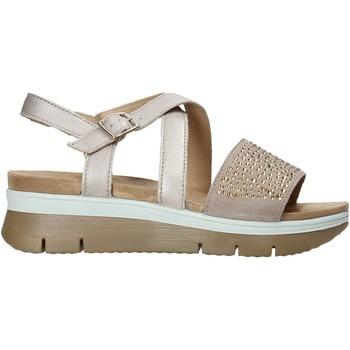 Cipők Női Szandálok / Saruk Enval 7283622 Barna
