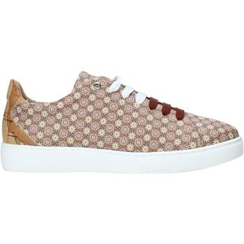 Cipők Női Rövid szárú edzőcipők Alviero Martini P293 626A Barna