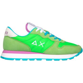 Cipők Női Rövid szárú edzőcipők Sun68 Z31201 Zöld