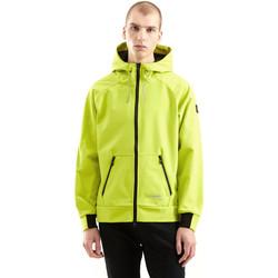 Ruhák Férfi Dzsekik Refrigiwear RM0G05700XT2429 Zöld