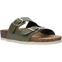 Cipők Női Papucsok Bionatura 94THESISD-VERV18 Zöld