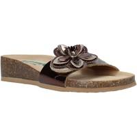 Cipők Női Papucsok Bionatura 12AMB21-I-MITBA1 Barna