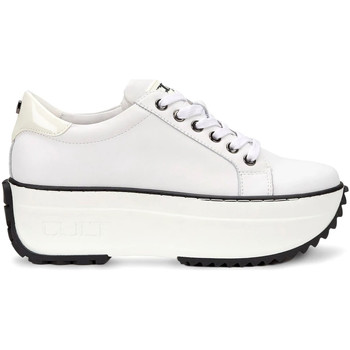 Cipők Női Rövid szárú edzőcipők Cult CLE104379 Fehér