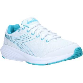 Cipők Női Rövid szárú edzőcipők Diadora 101175600 Fehér
