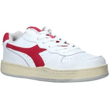 Cipők Női Rövid szárú edzőcipők Diadora 501175755 Fehér