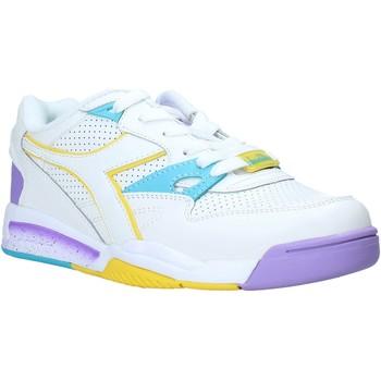 Cipők Női Rövid szárú edzőcipők Diadora 501175534 Fehér