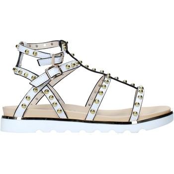 Cipők Női Szandálok / Saruk Keys K-4976 Fehér
