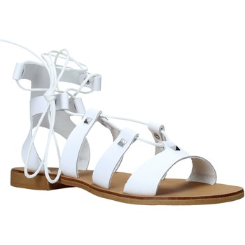 Cipők Női Szandálok / Saruk Keys K-4880 Fehér