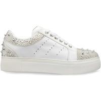Cipők Női Rövid szárú edzőcipők Cult CLE104366 Fehér