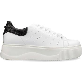 Cipők Női Rövid szárú edzőcipők Cult CLE104400 Fehér