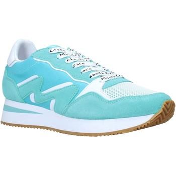 Cipők Női Rövid szárú edzőcipők Manila Grace S682LU Zöld