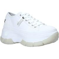 Cipők Női Rövid szárú edzőcipők Onyx S21-S00OX010 Fehér