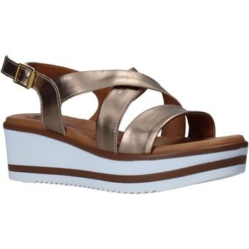 Cipők Női Szandálok / Saruk Susimoda 2827 Barna
