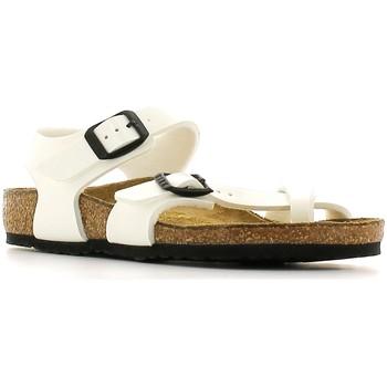 Cipők Gyerek Szandálok / Saruk Birkenstock 310063 Fehér