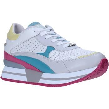 Cipők Női Rövid szárú edzőcipők Apepazza S0RSD02/LEA Fehér