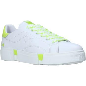 Cipők Női Rövid szárú edzőcipők Manila Grace S646LU Fehér