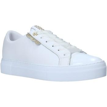 Cipők Női Rövid szárú edzőcipők Manila Grace S647LU Fehér