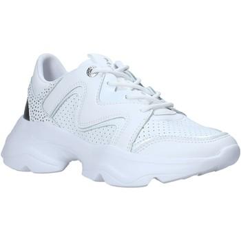 Cipők Női Rövid szárú edzőcipők Manila Grace S667LU Fehér