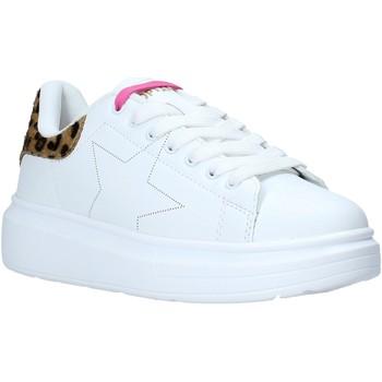 Cipők Gyerek Rövid szárú edzőcipők Shop Art SA050307 Fehér