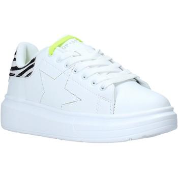 Cipők Gyerek Rövid szárú edzőcipők Shop Art SA050308 Fehér