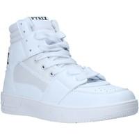 Cipők Női Magas szárú edzőcipők Pyrex PY050106 Fehér