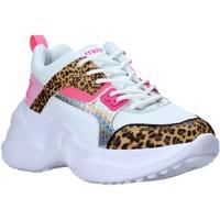 Cipők Női Rövid szárú edzőcipők Pyrex PY050125 Fehér