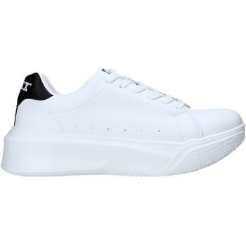 Cipők Férfi Rövid szárú edzőcipők Pyrex PY050130 Fehér