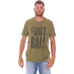 Ruhák Férfi Rövid ujjú pólók Diadora 102175854 Zöld