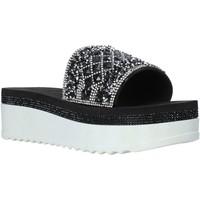 Cipők Női Papucsok Keys K-4842 Fekete