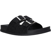 Cipők Női Papucsok Keys K-4830 Fekete