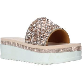 Cipők Női Papucsok Keys K-4842 Rózsaszín