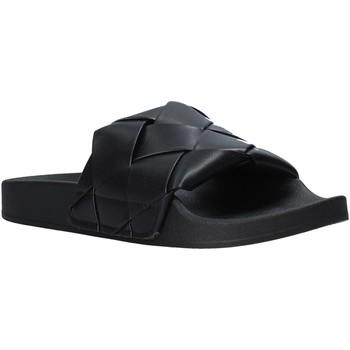 Cipők Női strandpapucsok Gold&gold A21 FL150 Fekete