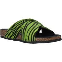 Cipők Női Papucsok Bionatura 10A2118-I-CAVERN Zöld