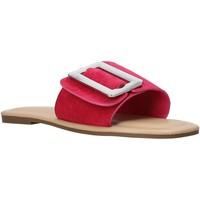 Cipők Női Papucsok Gold&gold A21 GJ551 Rózsaszín