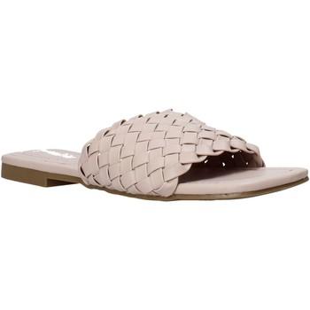 Cipők Női Papucsok Gold&gold A21 GY223 Rózsaszín