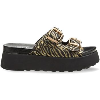 Cipők Női Papucsok Cult CLW314602 Fekete