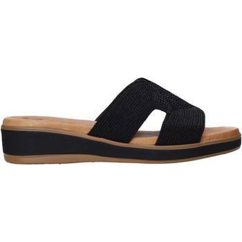 Cipők Női Papucsok Susimoda 1032 Fekete