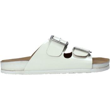 Cipők Női Papucsok Docksteps DSE105460 Fehér