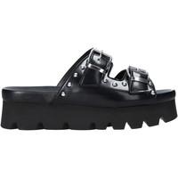 Cipők Női Papucsok Cult CLE103675 Fekete