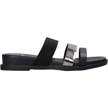 Cipők Női Papucsok Onyx S20-SOX713 Fekete