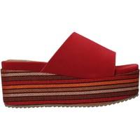 Cipők Női Papucsok Onyx S20-SOX751 Piros
