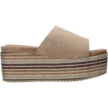 Cipők Női Papucsok Onyx S20-SOX751 Barna