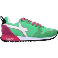 Cipők Női Rövid szárú edzőcipők W6yz 2013563 01 Zöld