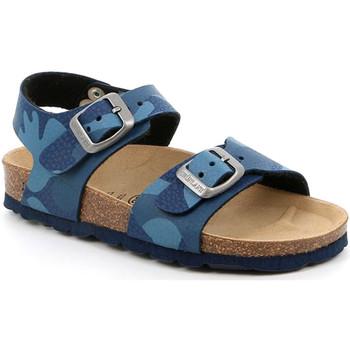 Cipők Gyerek Szandálok / Saruk Grunland SB1680 Kék