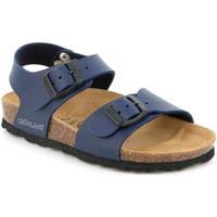 Cipők Gyerek Szandálok / Saruk Grunland SB1206 Kék