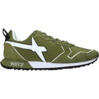 Cipők Férfi Rövid szárú edzőcipők W6yz 2013560 01 Zöld