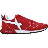 Cipők Férfi Rövid szárú edzőcipők W6yz 2013560 01 Piros