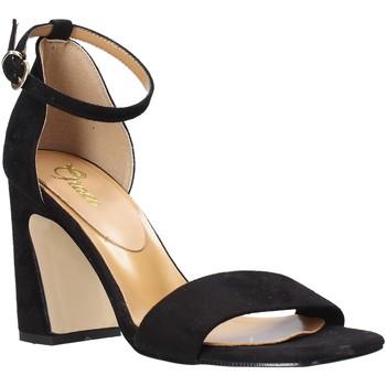 Cipők Női Szandálok / Saruk Grace Shoes 2384001 Fekete