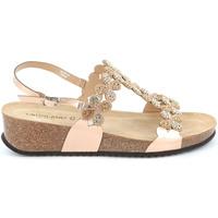 Cipők Női Szandálok / Saruk Grunland SB1595 Rózsaszín